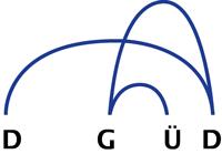 Deutsche Gesellschaft für Übersetzungs- und Dolmetschwissenschaft Logo